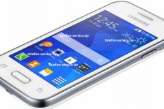 Замена стекла экрана в Samsung Galaxy Young 2 (g130h)