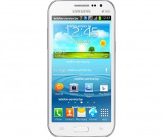 Замена стекла экрана в Samsung Galaxy Win Duos (i8552)