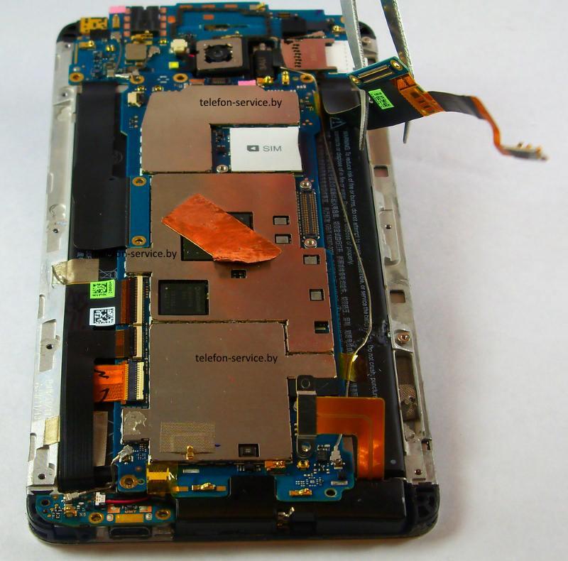 ремонт телефона HTC
