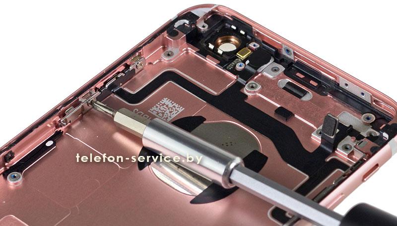 ремонт платы телефона