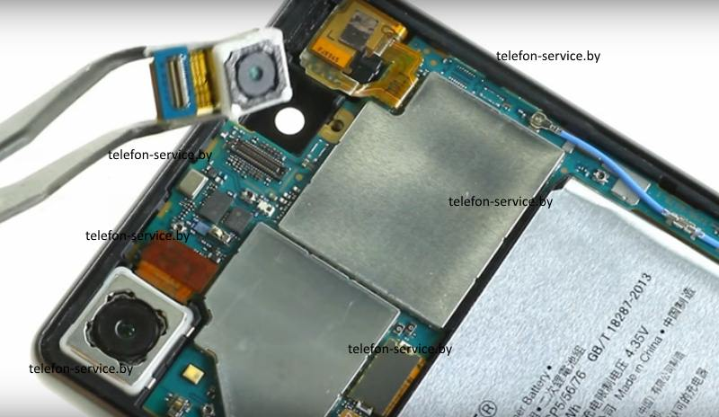 ремонт телефона Sony